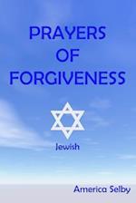 Prayers of Forgiveness - Judaism
