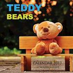 Teddy Bears Calendar 2017