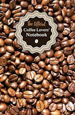 The Official Coffee Lovers' Notebook