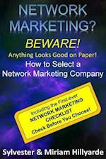Network Marketing? Beware! Anything Looks Good on Paper!