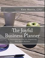 The Joyful Business Planner