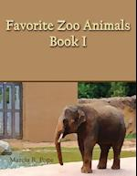 Favorite Zoo Animals Book I af Marcia R. Pope