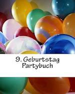 9. Geburtstag Partybuch