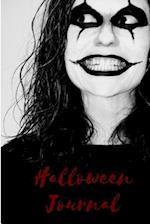 Halloween Journal Writing