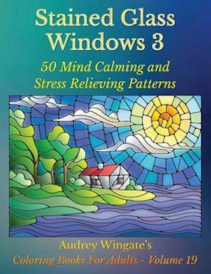 Bog, paperback Stained Glass Windows 3 af Audrey Wingate
