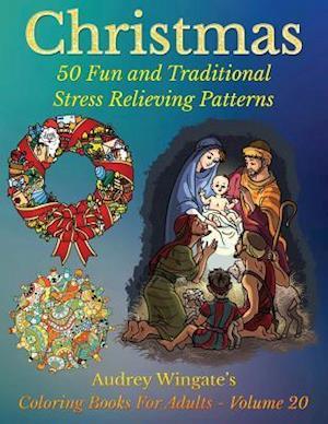 Bog, paperback Christmas af Audrey Wingate