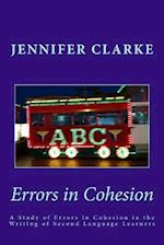 Errors in Cohesion