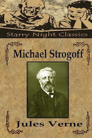 Bog, paperback Michael Strogoff af Jules Verne
