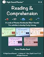 Build Reading & Comprehension - I See, I Spell, I Learn(r)