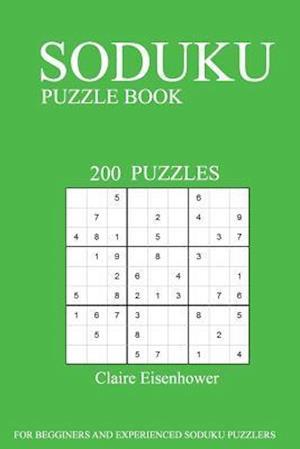 Bog, paperback Sudoku Puzzle Book af Claire Eisenhower