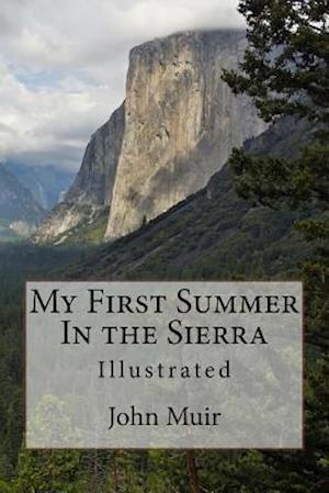 Bog, paperback My First Summer in the Sierra af John Muir