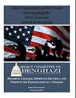 Select Committee on the Events Surrounding the 2012 Terrorist Attack in Benghazi