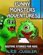 Bedtime Stories for Kids! Funny Monsters Adventures