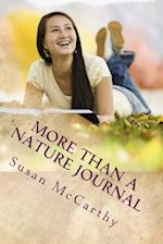 More Than a Nature Journal