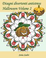 Disegni Divertenti Antistress - Halloween - Volume 2