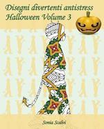 Disegni Divertenti Antistress - Halloween - Volume 3