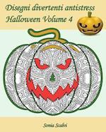 Disegni Divertenti Antistress - Halloween - Volume 4