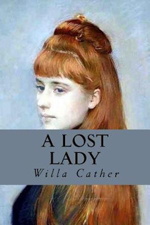 Bog, paperback A Lost Lady af Willa Cather