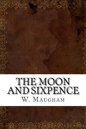 Bog, paperback The Moon and Sixpence af W. Somerset Maugham