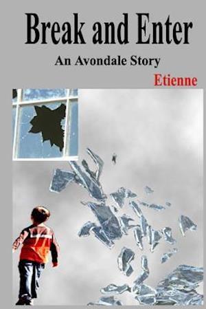 Bog, paperback Break and Enter af Etienne