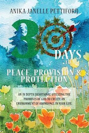 Bog, paperback 30 Days to Peace, Provision and Protection af Anika Janelle Pettiford