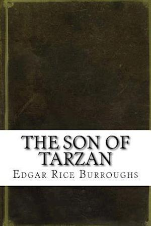 Bog, paperback The Son of Tarzan af Edgar Rice Burroughs