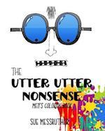 The Utter Utter Nonsense Men's Coloring Book