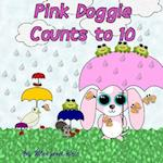 Pink Doggie Counts to 10