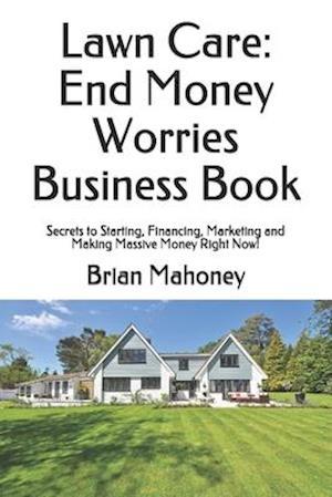 Bog, paperback Lawn Care af Brian Mahoney