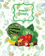 Meal Diary af Signature Planner Journals