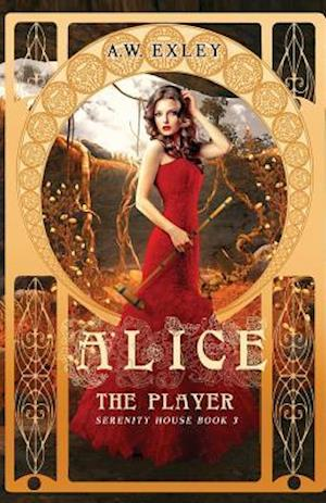 Bog, paperback Alice, the Player af A. W. Exley