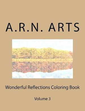 Bog, paperback Wonderful Reflections Coloring Book af A. R. N. Arts