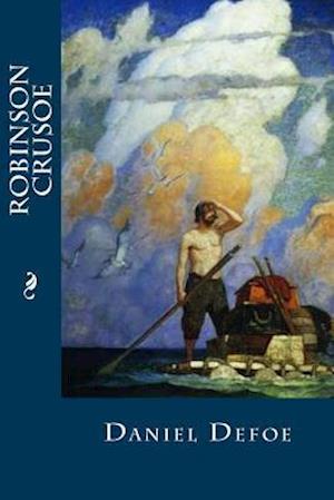 Bog, paperback Robinson Crusoe af Daniel Defoe