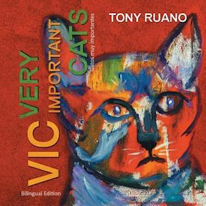 Bog, paperback Vicats / Gatos Muy Importantes. af Tony Ruano