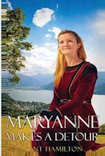 Maryanne Makes a Detour af Kent Hamiilton