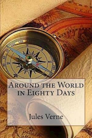 Bog, paperback Around the World in Eighty Days af Jules Verne