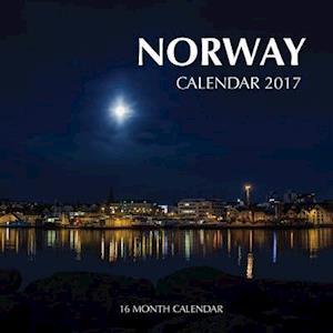 Bog, paperback Norway Calendar 2017 af David Mann