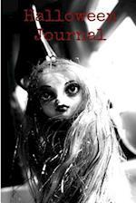 Voodoo Doll Halloween Journal Writing