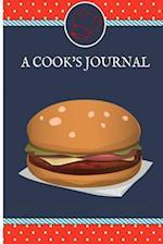 A Cook's Journal Big Burger