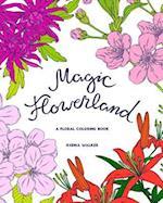 Magic Flowerland af Ksenia Walker