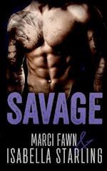 Savage af Isabella Starling