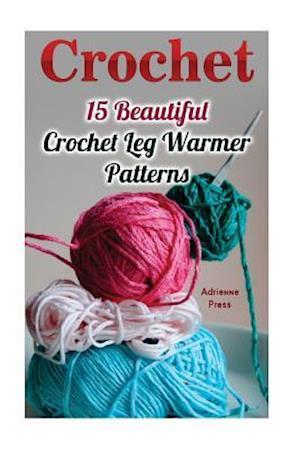 Bog, paperback Crochet af Adrienne Press