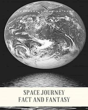 Bog, paperback Space Journey Fact and Fantasy af Thaphada Coloring Book