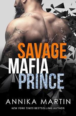 Bog, paperback Savage Mafia Prince af Annika Martin