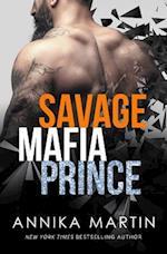 Savage Mafia Prince af Annika Martin