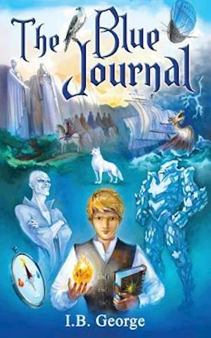 Bog, paperback The Blue Journal af I. B. George