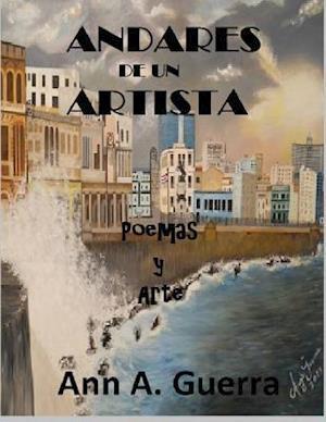 Bog, paperback Andares de Un Artista af MS Ann a. Guerra
