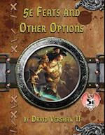 5e Feats and Other Options