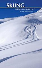 Skiing Weekly Planner 2017