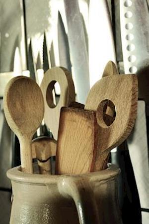 Bog, paperback Wooden Spoons and Steel Knives af Unique Journal